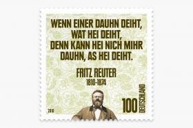 Foto 3 200 x 1,00€ Briefmarken im Gesamtwert von 200€ zu verkaufen