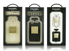Foto 2 2014 Chanel Parfüm-Flaschen  Hülle mit kette für Iphone 4S/5