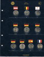 '' 20 '' Gedenkmünzen 2 Euro Gemeinschaftsausgabe 2009 !