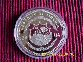 20 $ Liberia
