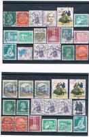 Foto 3 21 Kleine Briefmarkensets .