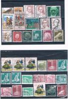 Foto 4 21 Kleine Briefmarkensets .