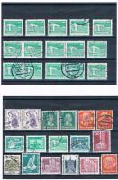 Foto 9 21 Kleine Briefmarkensets .