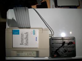 Foto 3 24 Nadeldrucker EPSON ESC/P2