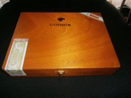 25 Cohiba Esplendidos , Kiste, versiegelt