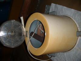 Foto 5 2*Schleuder von Textima, Waschmaschine von Foron, Schleuder rund