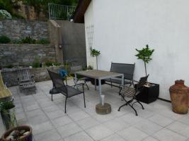 Foto 3 2 - 3 Familienhaus in Bad Mergentheim, Blick über Bad MGH, zentrumsnah, Sonnenlage mit Urlaubscharme