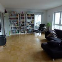 Foto 5 2 - 3 Familienhaus in Bad Mergentheim, Blick über Bad MGH, zentrumsnah, Sonnenlage mit Urlaubscharme