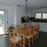 Foto 8 2 - 3 Familienhaus in Bad Mergentheim, Blick über Bad MGH, zentrumsnah, Sonnenlage mit Urlaubscharme