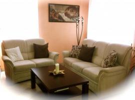 Foto 3 2 & 3 Sitzer Sofa in Alcantara