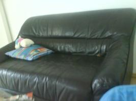 2x 2 Sitzer und Sessel