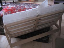 Foto 2 2x 2er-Sofa aus Birke, Design von Nike Karlsson