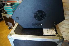 Foto 3 2x AD Systems Flex15 Lautsprecher - Topteil im Case
