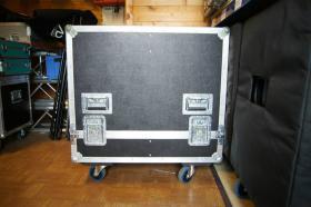 Foto 6 2x AD Systems Flex15 Lautsprecher - Topteil im Case