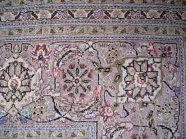 Foto 2 2x Perser teppich Täbriz mahi