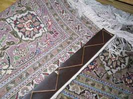 Foto 3 2x Perser teppich Täbriz mahi