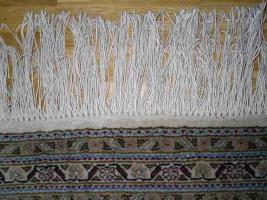 Foto 4 2x Perser teppich Täbriz mahi