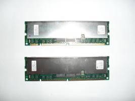 2x1GB SDRAM Serverspeicher von HP