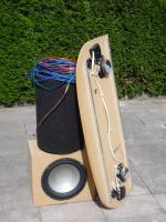 2x30er SB + 3 Wege System + Verstärker + Kabel  **INFINITY**