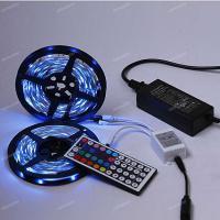 2x5M 10M SMD 5050 LED Wasserfest RGB Licht+44 Fernbedienung+ Netz