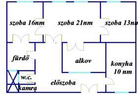 Foto 3 3 1/2 Zimmer Altbau im Zentrum Budapest