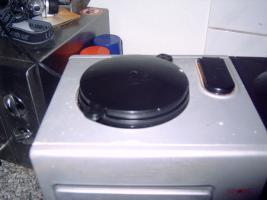 Foto 2 3 in einem Kaffeemaschine Eierkocher  Minibackofen