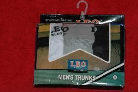 3 Leo Poldo Boxer Short Pack M - XXL