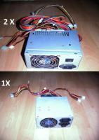 3 PC Netzteile
