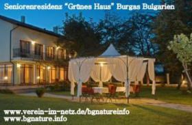 Foto 8 3 Sterne Seniorenresidenz ''Grünes Haus'' Auswandern Rentner WG Altersruhesitz Bulgarien BGNature