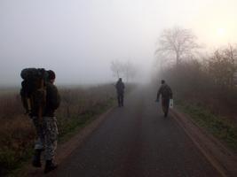 3 Tage Taktisches Bewegen / Teil 6 zum Prepper Training in Schleswig-Holstein