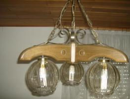 3 wohnzimmerlampen nat rlich auch massiv in rosbach von privat. Black Bedroom Furniture Sets. Home Design Ideas