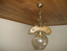 Foto 3 3 Wohnzimmerlampen natürlich auch massiv