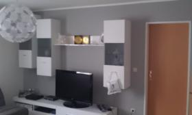 3 Zi. Wohnung mit Tageslichtbad, große Küche und Stellplatz