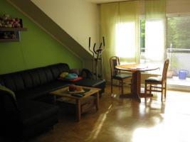 3 Zimmer DG Wohnung in Leimen