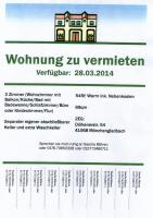 3 Zimmer - Dülkenerstr.54 - 41068 Mönchengladbach