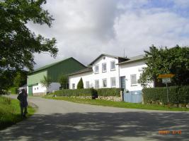 3 Zimmerwohnung(Blick ü. Holsteinische Schweiz) u. Pferdebox frei