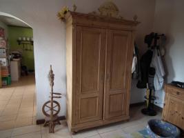 Foto 2 3 alte Holzschränke, auch einzel erhältlich, in Ungarn