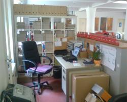 Foto 2 3 frei Büroplätze zu vermieten