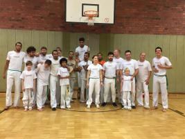 3 kostenlose Capoeira Schnupperstunden