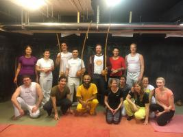 Foto 4 3 kostenlose Capoeira Schnupperstunden