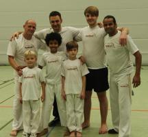 Foto 5 3 kostenlose Capoeira Schnupperstunden