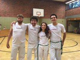 Foto 6 3 kostenlose Capoeira Schnupperstunden