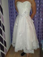 3 kurze Brautkleider