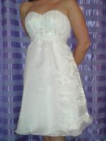 Foto 2 3 kurze Brautkleider