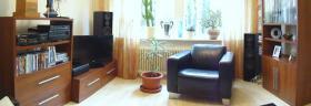 3 moderne Massivholz-Schränke wie neu VHB 350€uro