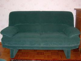 Foto 2 3 teilige Couchgarnitur