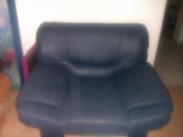 Foto 2 3 teilige couch garnitur