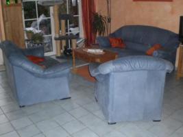 3-teiligens Sofa-Set