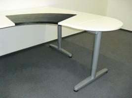 Foto 3 3-teiliges Ikea Büromöbelset, guter Zustand
