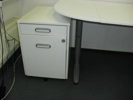 Foto 4 3-teiliges Ikea Büromöbelset, guter Zustand